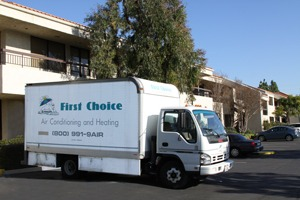 First Choice Air Services HVAC